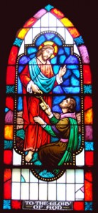 Peter confesses Jesus as the Messiah